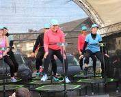 Jumping Fitness Kurs Bornheim