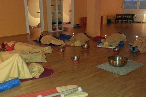Klangmassage Entspannung in Bornheim