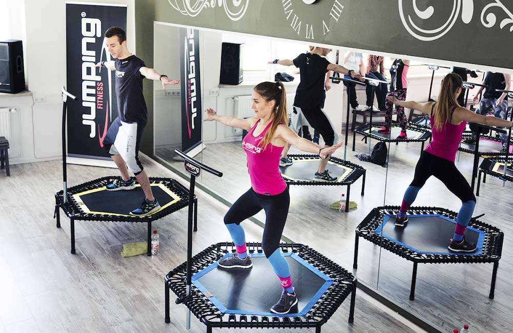 Jumping Fitness - Trampolin Workout in Swisttal